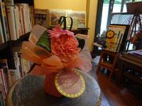 ピンク色のお花 ありがとうございました!