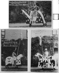 1924 wurde das Turnier in Friesach nachgespielt