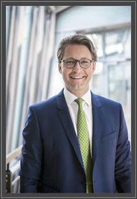 Pressefoto Bundesverkehrsminister Andreas Scheuer