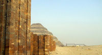 Le site de Saqqara a été le théâtre de découvertes extraordinaires par l'équipe de Sarah Parcak