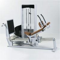 Funktionsstemme in sitzender / liegender Position - MTT - Geräte zur medizinischen Trainings-Therapie
