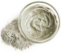 the clay cure / bentonite clay
