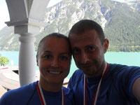 Achenseelauf 2012 - vegan und fit