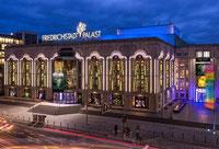 Top 5 theaters of Berlin Mitte
