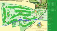 Parcours du golf de Château Barbet