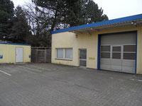 Lagerhalle mit Büro, Pentry, WC