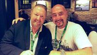 Mr. Ray Sweeney & Alfred Kleinschwärzer