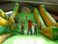 Indoor Spielplatz Tigaland - der beste Kindergeburtstag in Augsburg