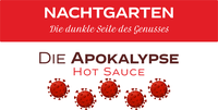 Hot Sauce 'Die Verdammnis' von Lovely, Sweet Chili