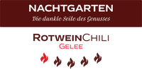 Rotwein-Chili Gelee von Lovely, Sweet Chili