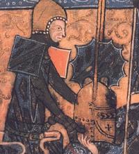 Sir Geoffrey Luttrell