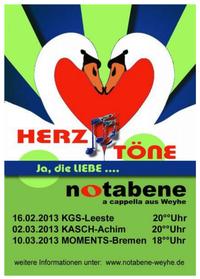 Plakat: Notabene