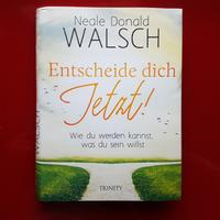Eva Wlodarek Rezensionsblog Neal Donald Walsh Entscheide dich jetzt