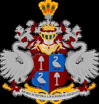 Coat of arms, jonkheer De Graeff