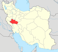 Provinz Lorestan
