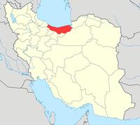 Provinz Mazandaran