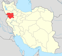 Provinz Kordestan