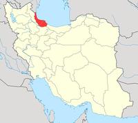 Provinz Gilan