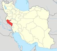 Provinz Ilam