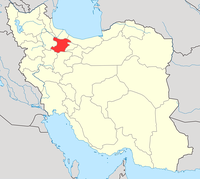 Provinz Qazwin