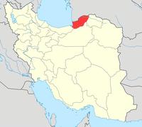 Provinz Golestan