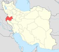 Provinz Kermanschah