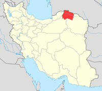 Provinz Nord-Chorasan