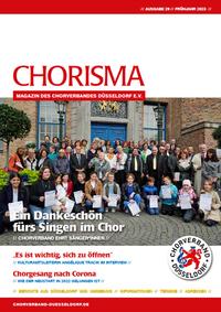 Bild: CHORISMA Cover 2019