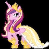 prinsess cadence