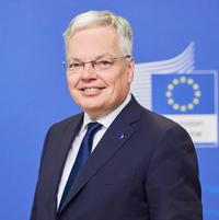 EU Justice Commissioner Didier Reynders