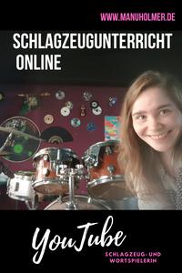 Online Schlagzeugunterricht kostenlos YouTube