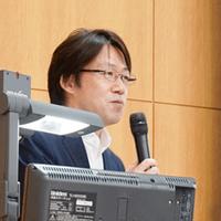 後藤徳弘様(日本マイクロソフト株式会社 コーポレート戦略統括本部 チーフクオリティオフィサー)