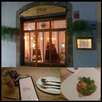 TOM's Showroom Essen Trinken Barcelona Lo de Flor seafood mediterran vegetarisch empfehlenswert