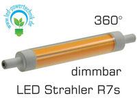 led r7s stablampe osram 15w 2000lm dimmbar warmweiss led lichtsysteme gro handel. Black Bedroom Furniture Sets. Home Design Ideas