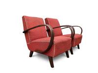 Poltrone in pelle vintage anni 30 thonet s411 italian vintage sofa - Divano anni 30 ...