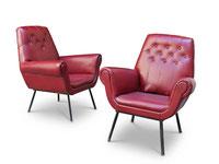 Poltrone In Pelle Vintage Usate.Italian Vintage Sofa Arredamento Divani E Poltrone Vintage