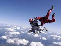 saut en parachute lyon