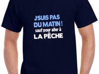 Homme P/êche Homme Retraite Cadeau Humour Pecheur /à la ligne D/ébardeur