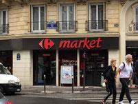CARREFOUR MARKET Maubeuge (PARIS IX)