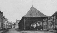 Halle aux étoffes 15ème siècle