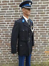 Kolonel der Rijkspolitie, 1978 - 1985, met dank aan dhr. Monsma
