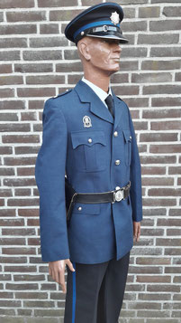 Gemeentepolitie Leeuwarden, brigadier, 1962 - 1980