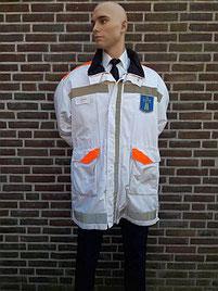 Korps Landelijke Politie Dienst, overgangsparka 1993 - 1994, met dank aan Klaas Kos