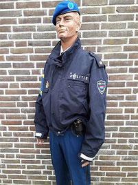 EU politie missie Kosovo, 2009 - 2010, met dank aan brigadier Riemer B.