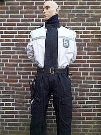 Motorrijder, 1985 - 1994, winteroverall
