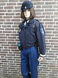 Surveillant, dagelijks tenue