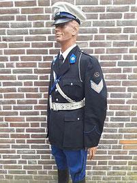 Wachtmeester der Rijkspolitie 1e klasse, 1966 - 1978, verkeersgroep