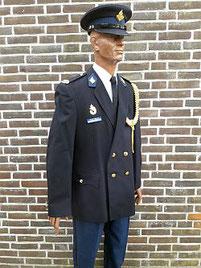 Uitgaanstenue van brigadier Jaap van der Linde