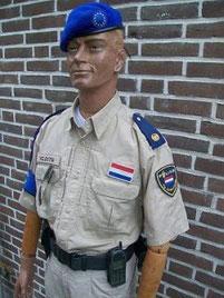 EU politie missie Afghanistan, 2011 - 2012, met dank aan brigadier Tjitte V.
