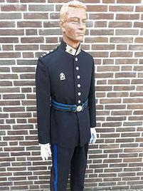 Galatenue Hoofdinspecteur 1e klasse Rotterdam